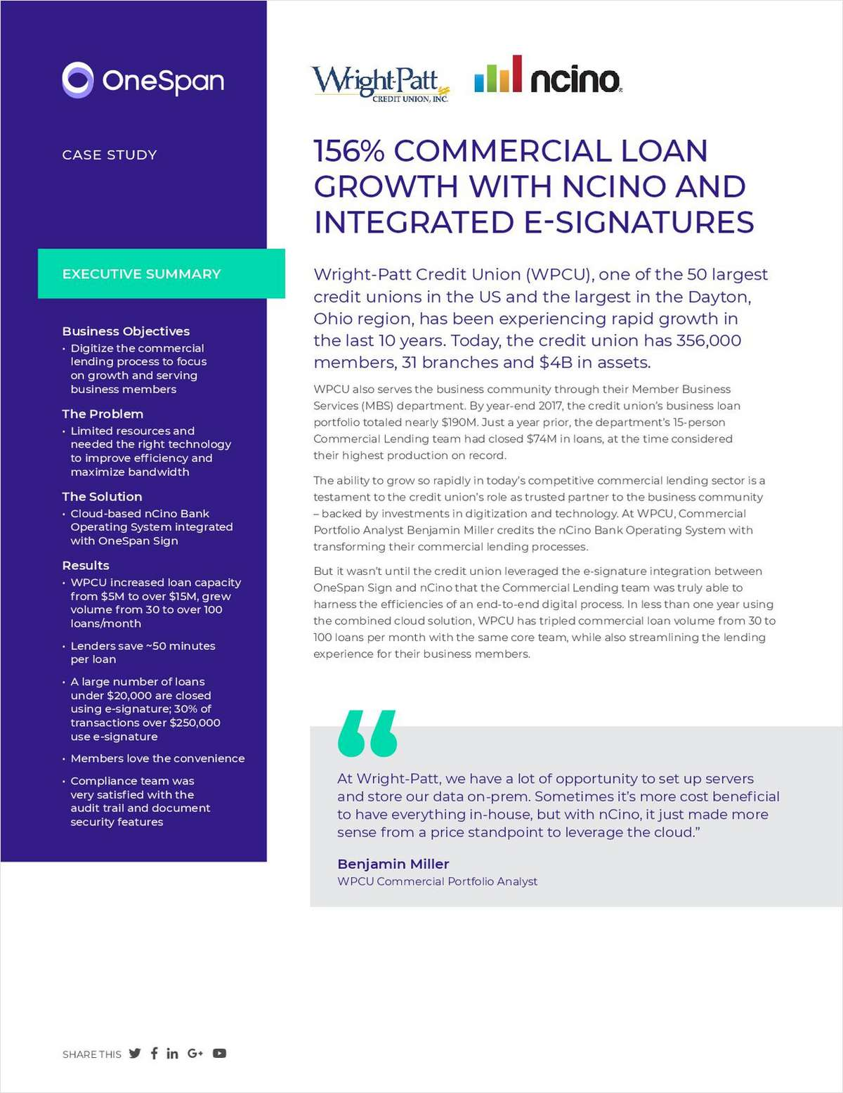 Tripling Commercial Lending Capacity: How One of the Biggest Credit Unions Transformed