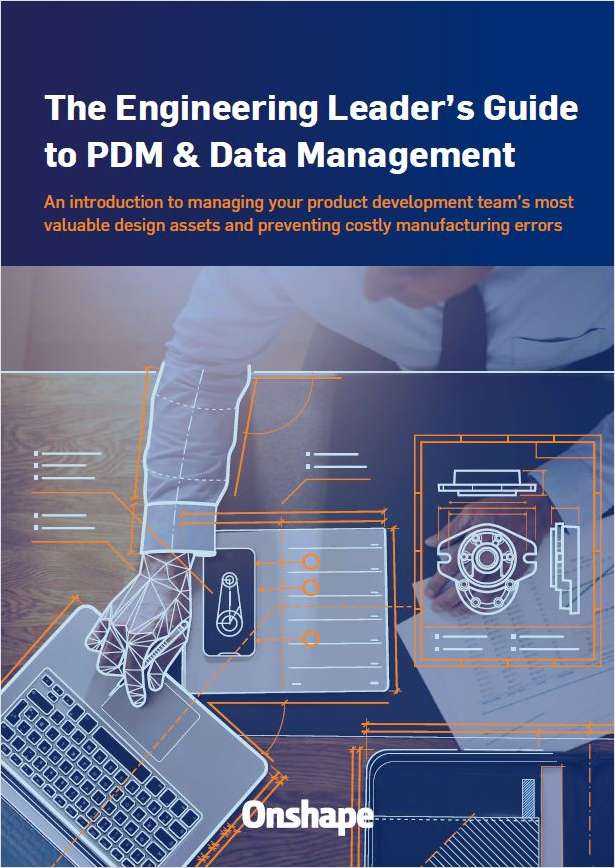 The Engineering Leader's Guide to PDM & Data Management