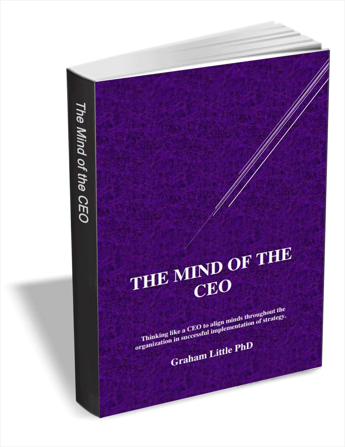 The Mind of the CEO - Thinking like a CEO to Align Minds Throughout the Organization in Successful Implementation of Strategy