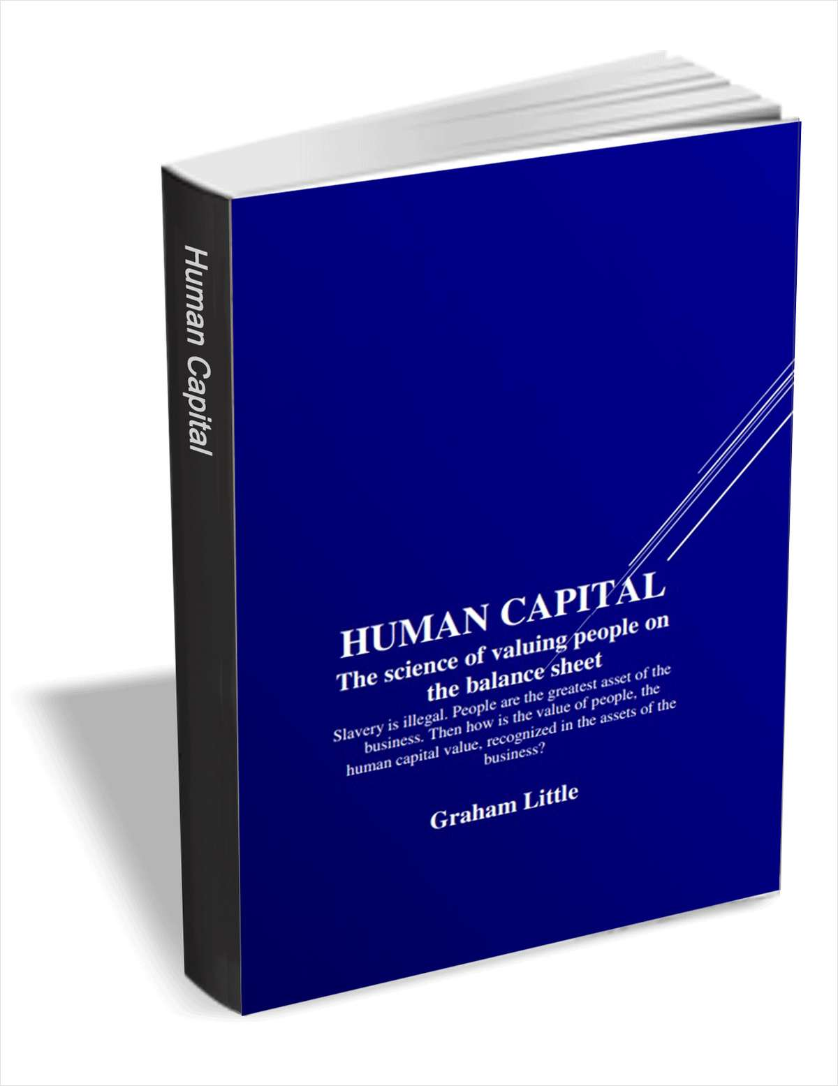 Human Capital - The Science of Valuing People on the Balance Sheet
