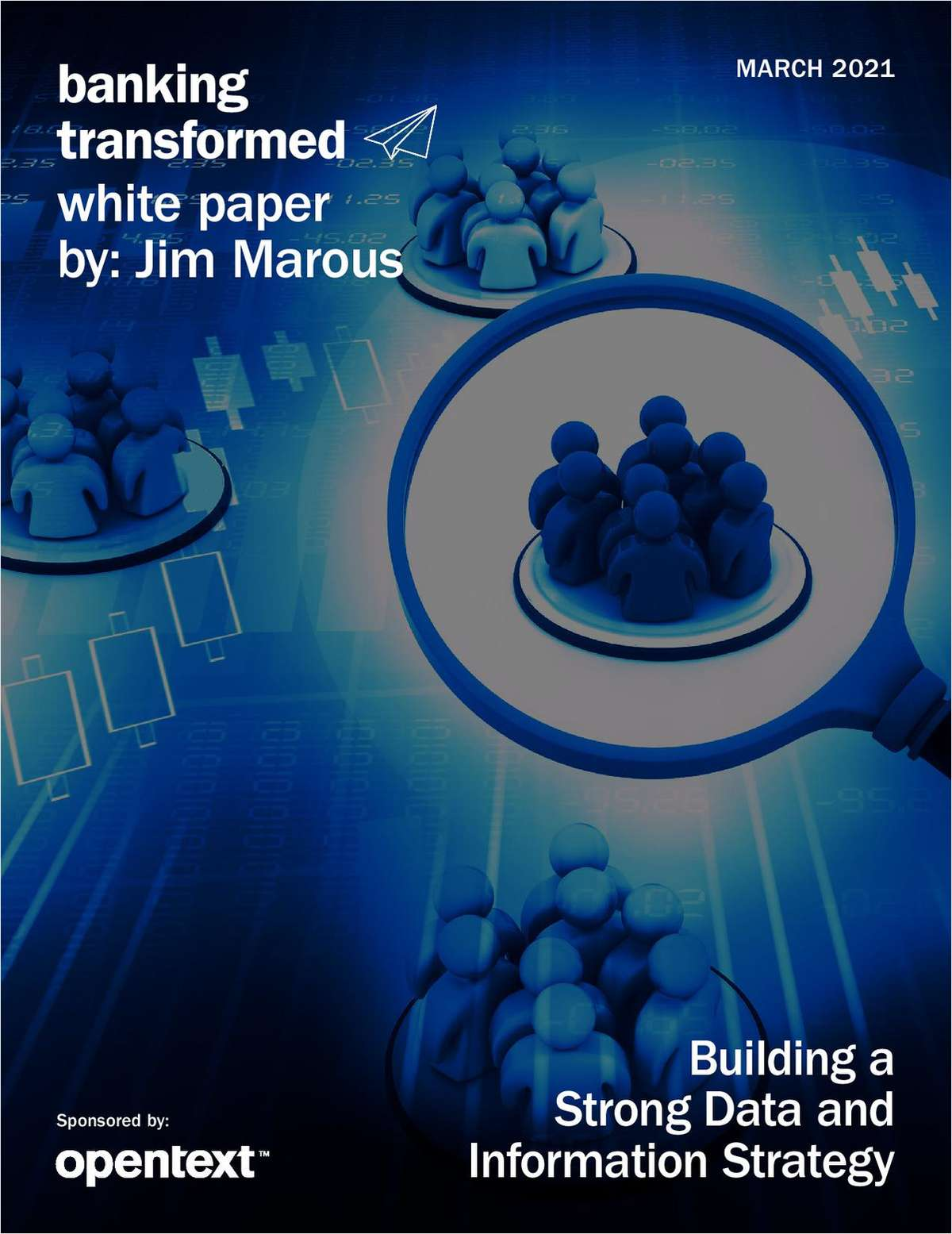 Banking Transformed: Building a Strong Data and Information Strategy