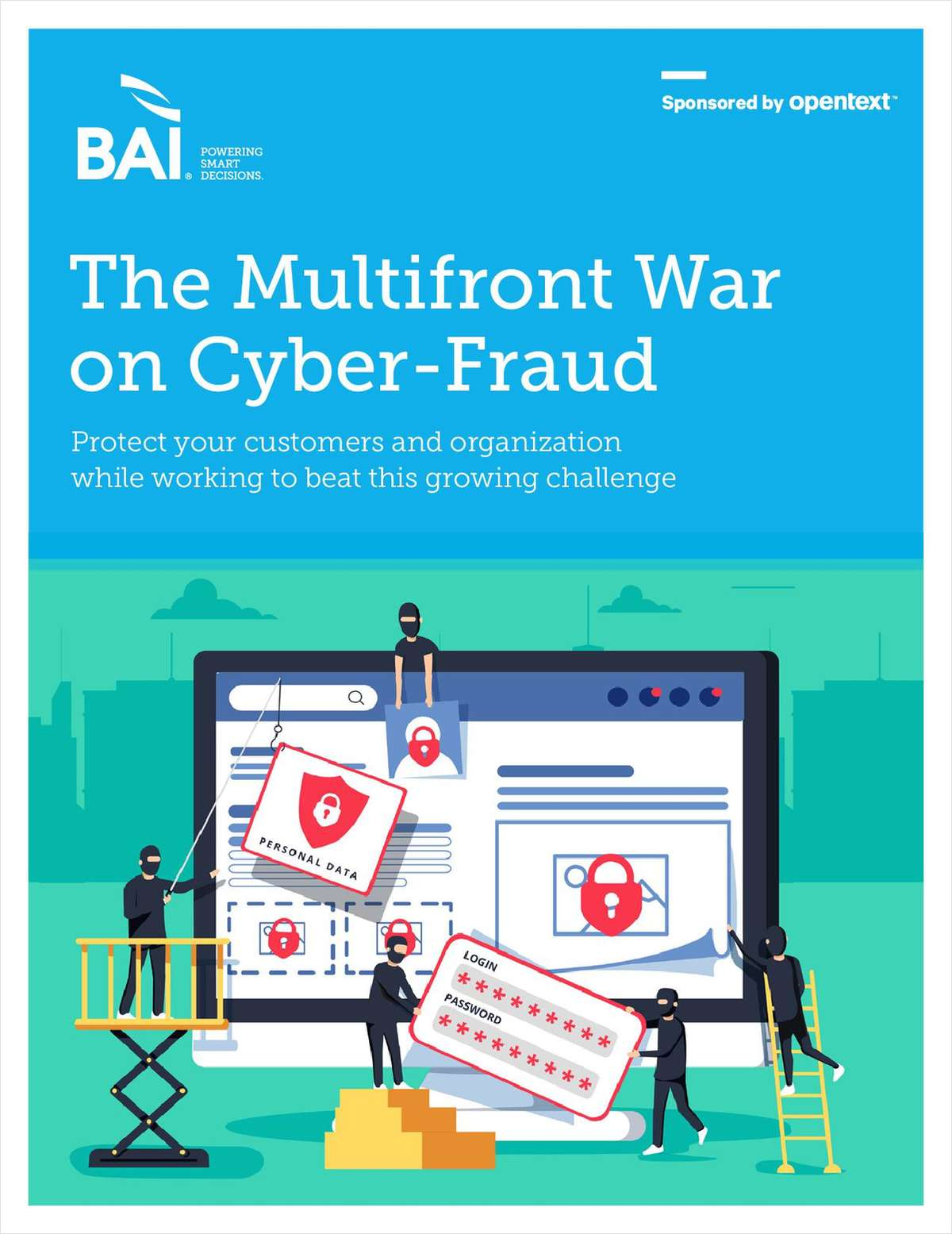 The Multifront War on Cyber-Fraud