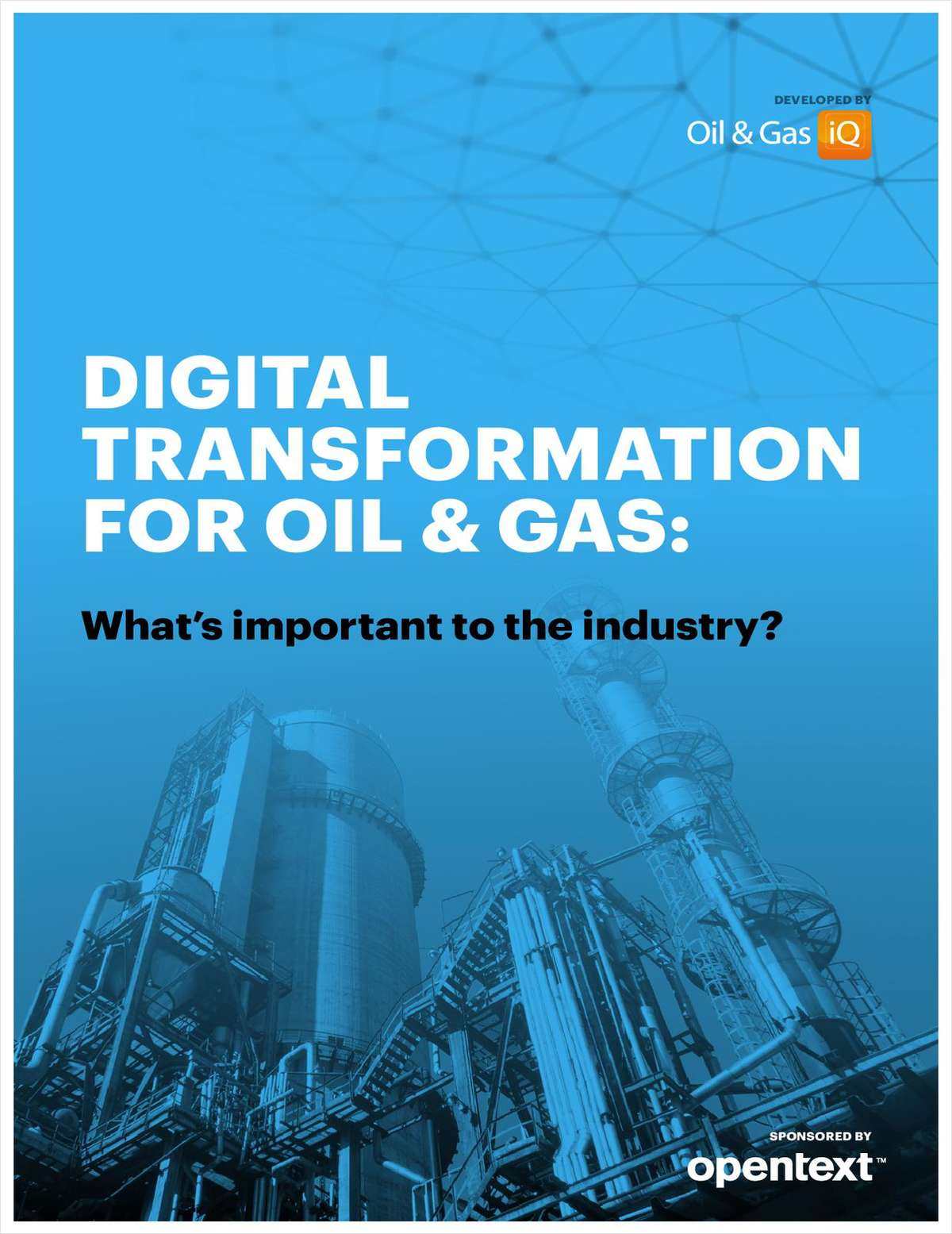 Digital Transformation for Oil & Gas
