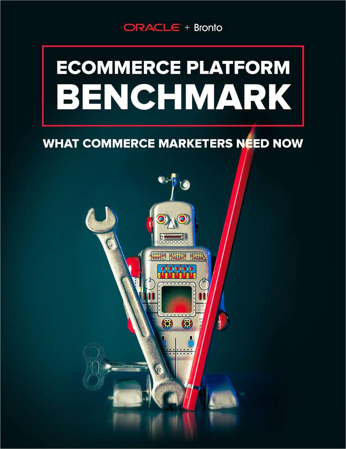 Ecommerce Platform Benchmark