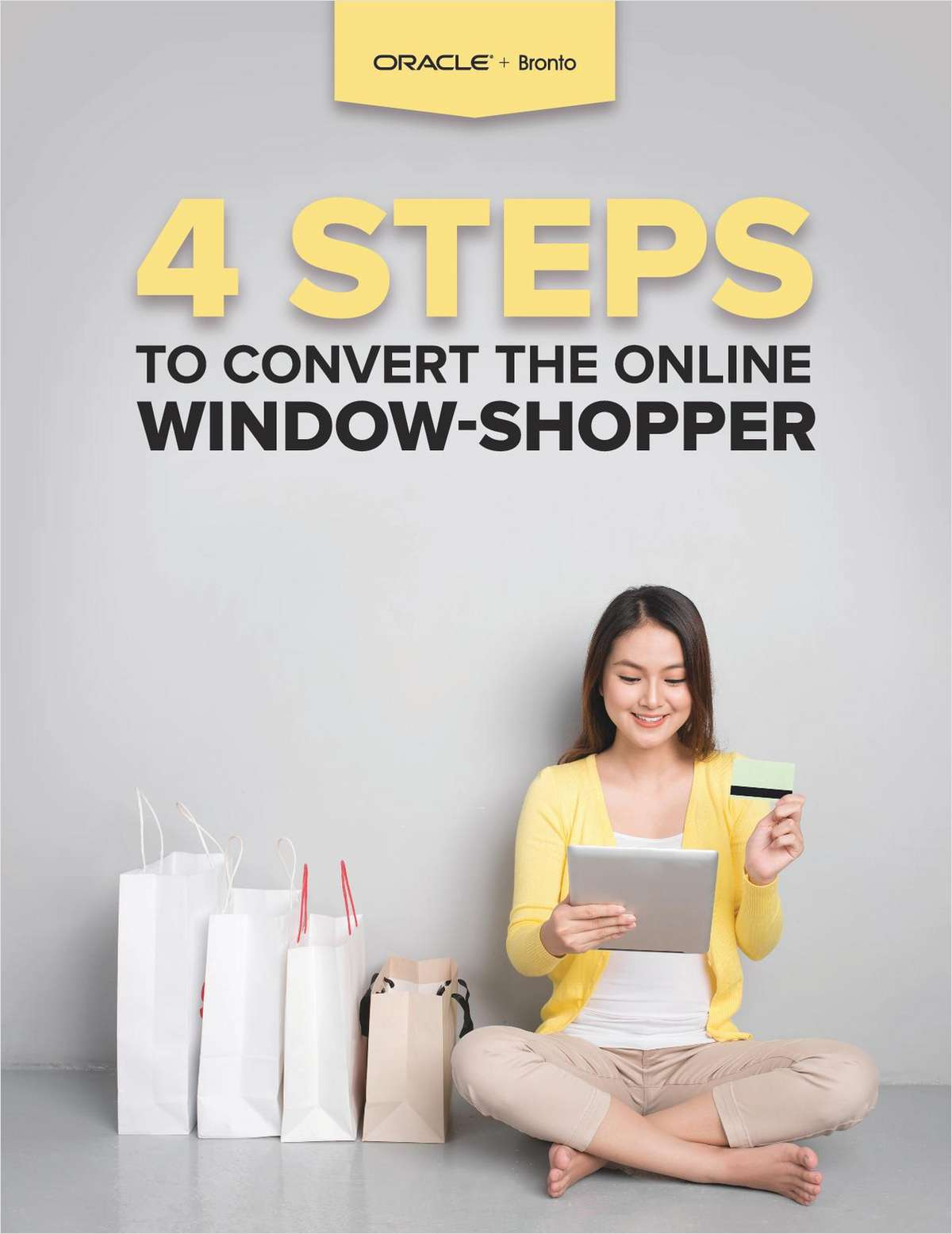 4 Steps to Convert the Online Window-Shopper