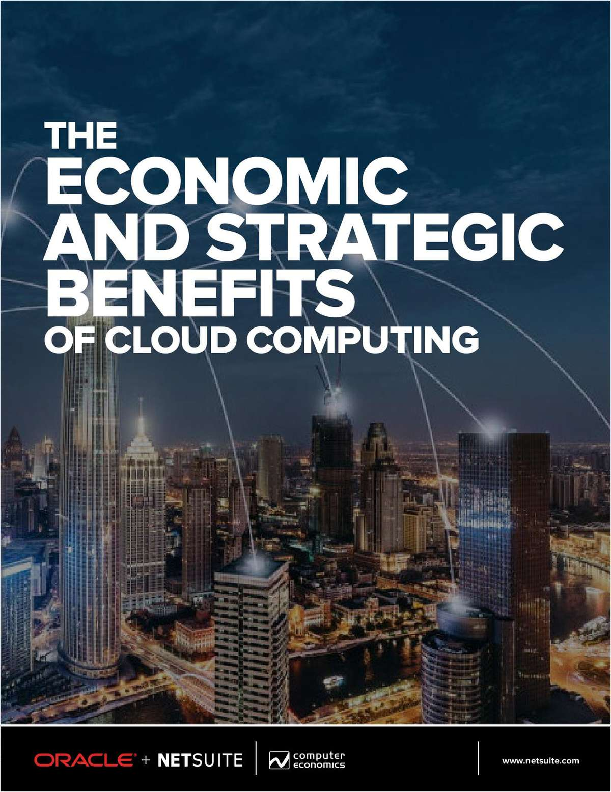 The Economic and Strategic Benefits of Cloud Computing
