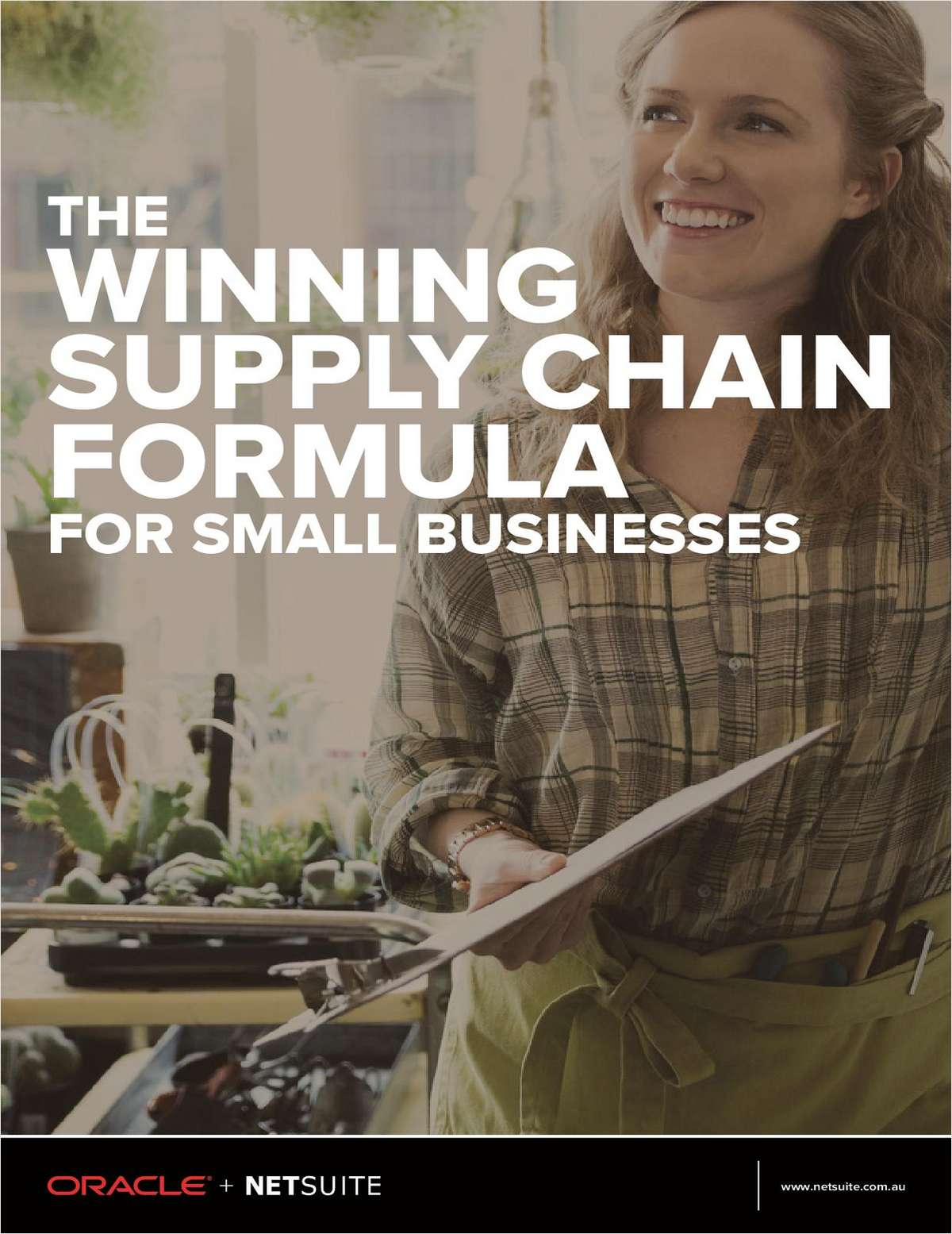 The Winning Supply Chain Formula for Small Businesses