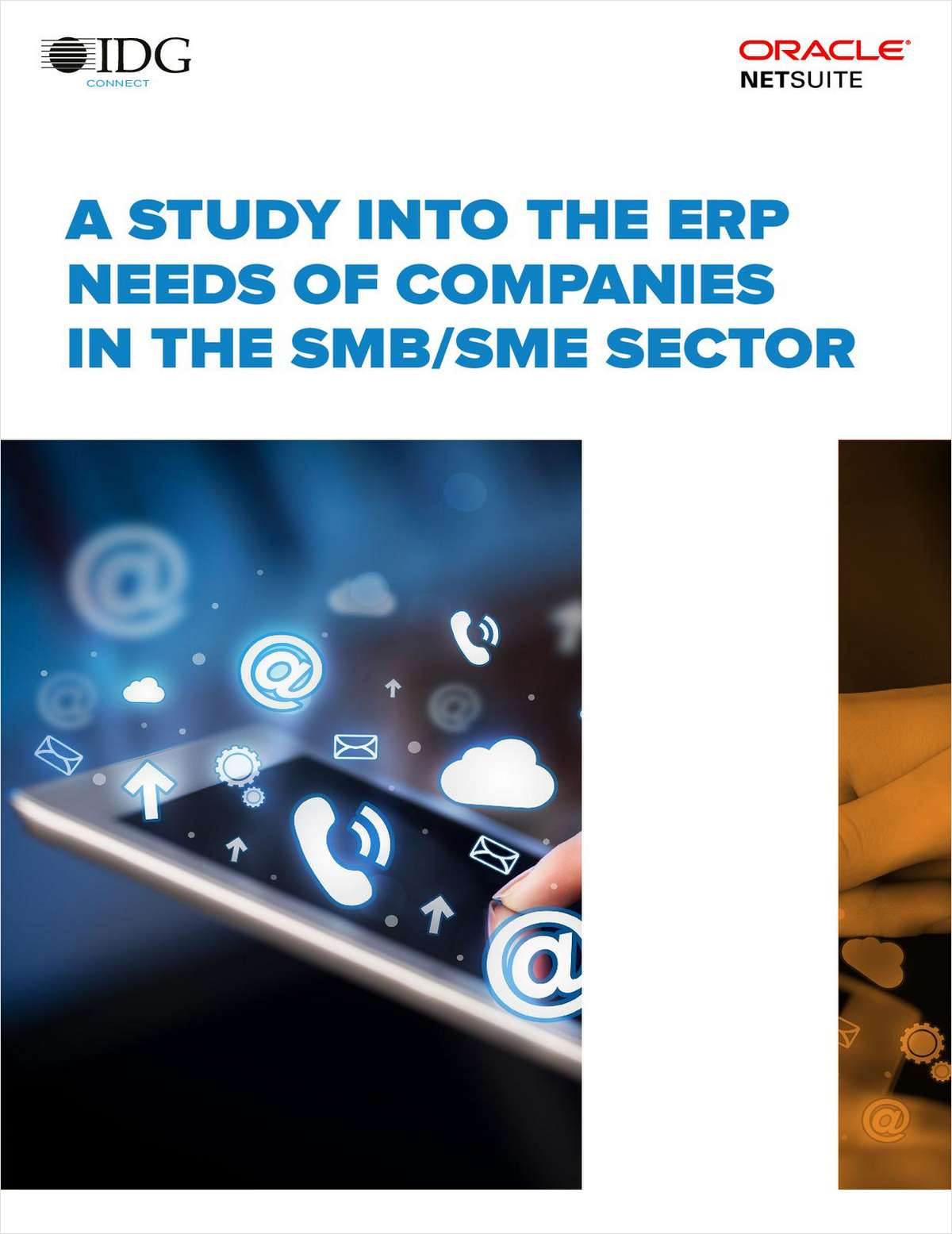 A Study into the ERP Needs of Companies in the SMB/SME Sector