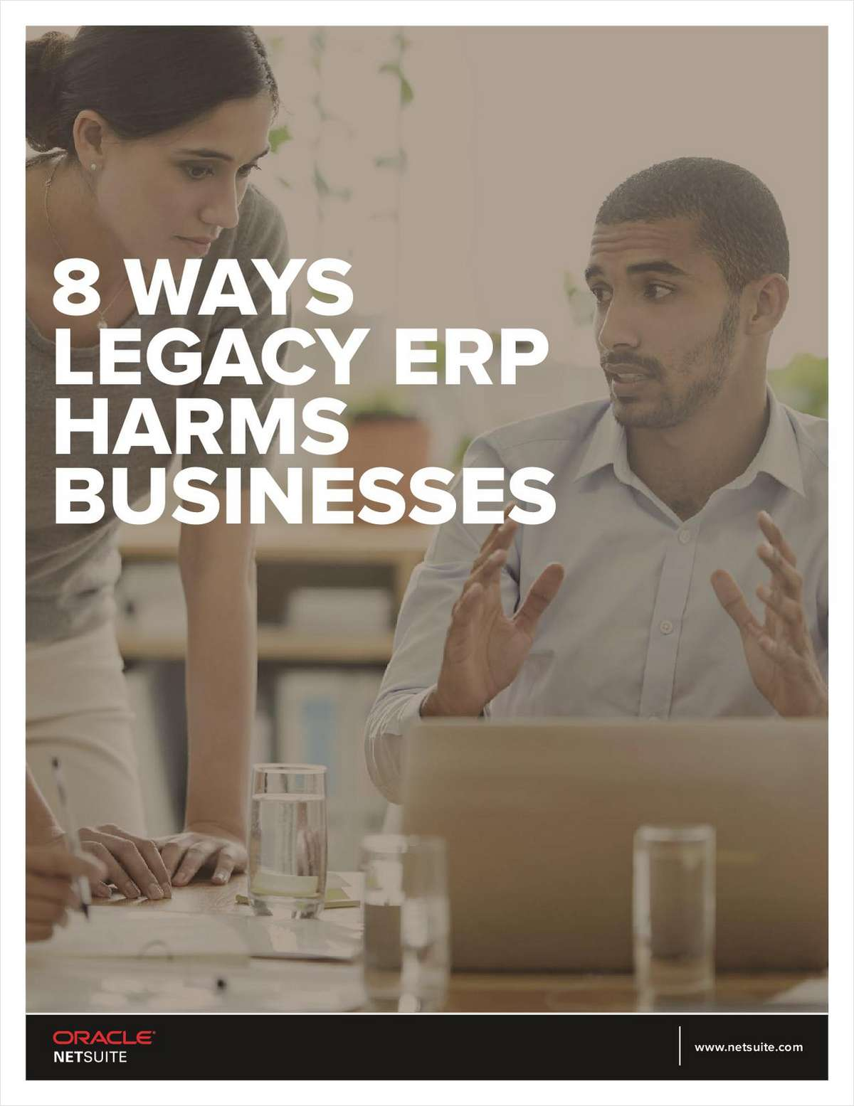 8 Ways Legacy ERP Harms Business
