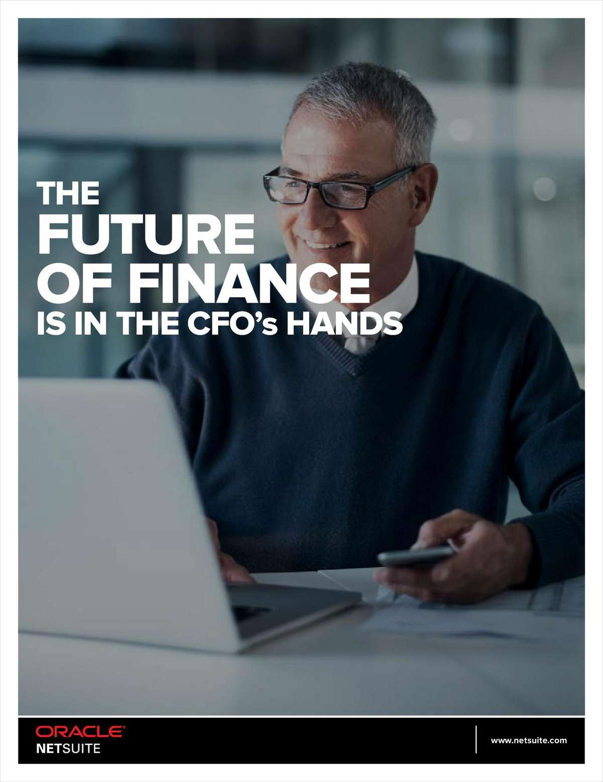 The Future of Finance is in the CFO's Hands