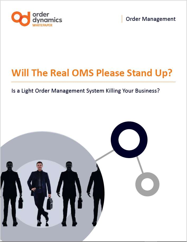 Will The REAL OMS Please Stand Up?
