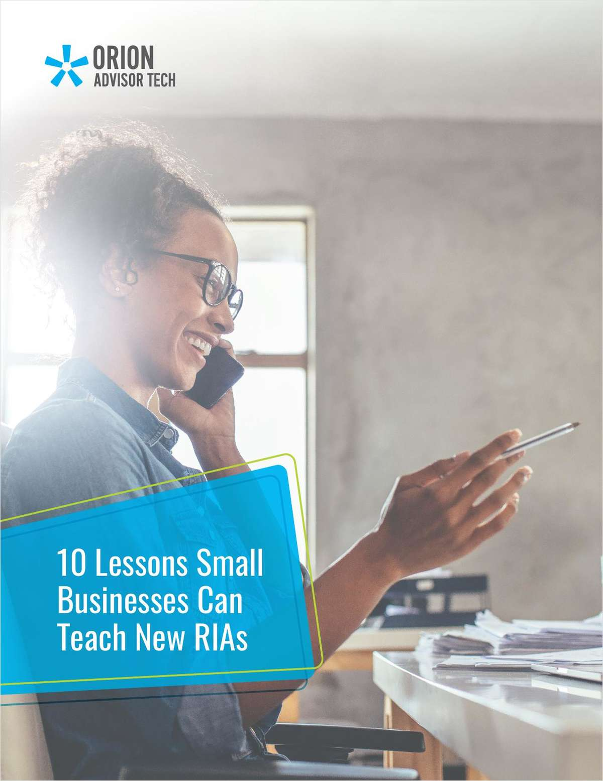 eBook: Ten Lessons Small Businesses Can Teach New RIAs