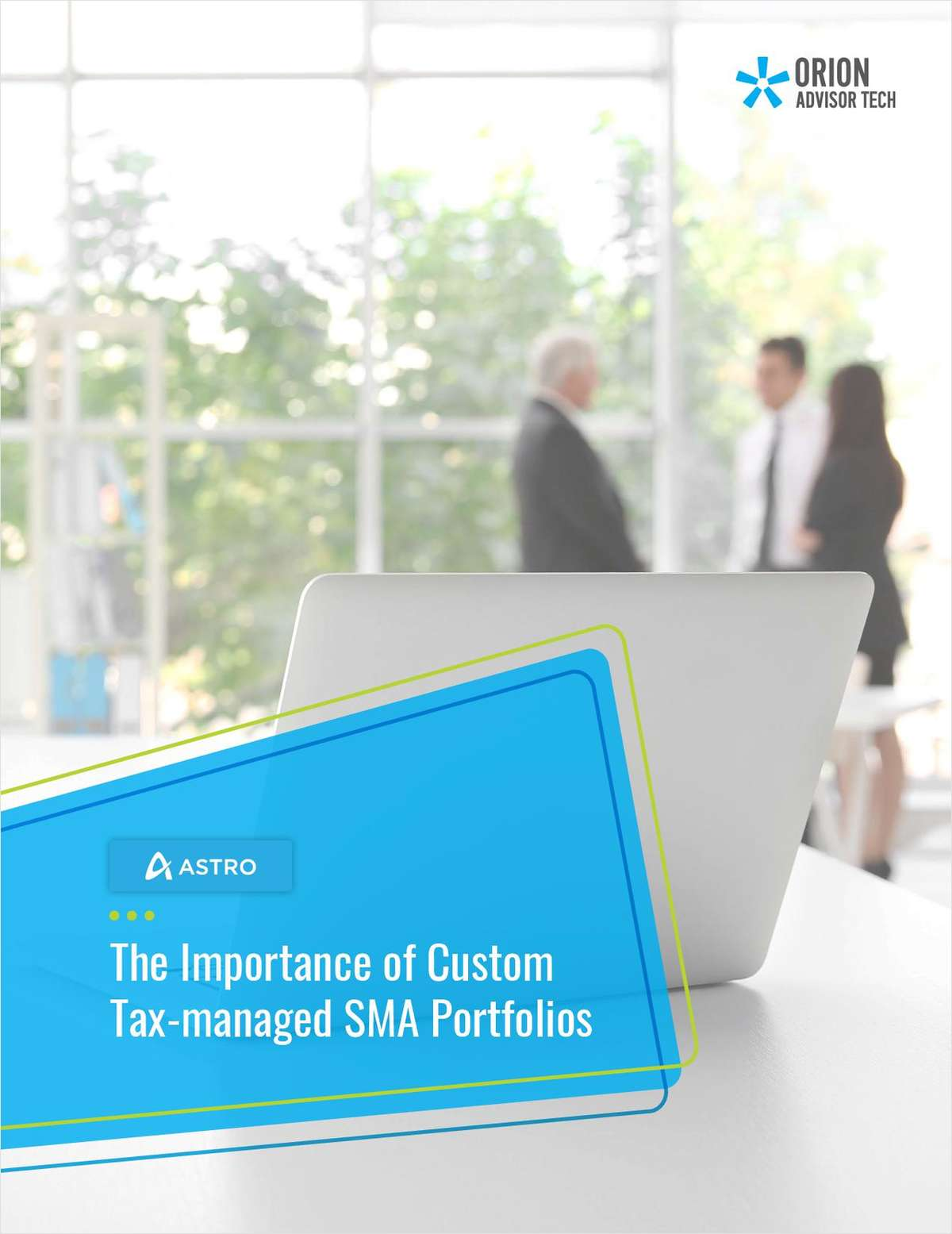 Stand Out with Tax-Managed SMA Portfolios