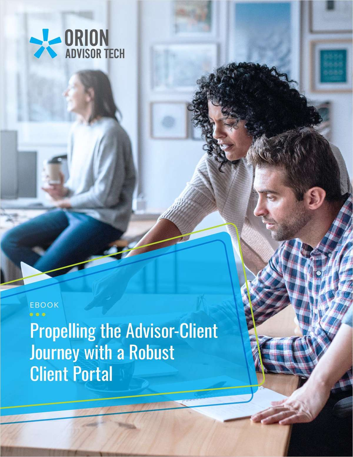 Propelling the Advisor-Client Journey with a Robust Client Portal