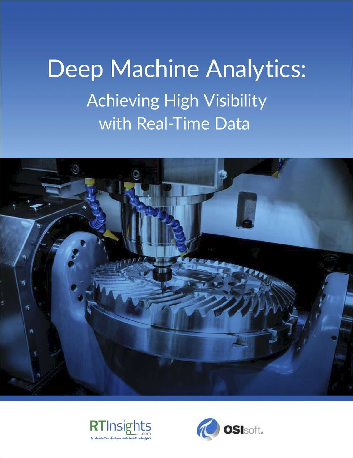 Deep Machine Analytics: Achieving High-Visibility with Real-Time Data