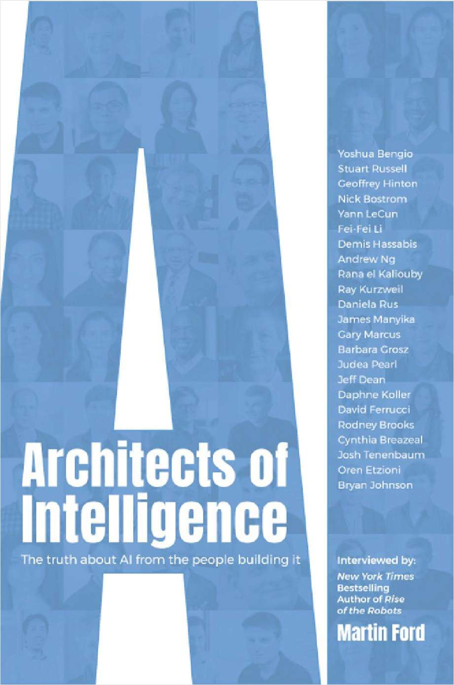 Architects of Intelligence - Free Sample Chapters