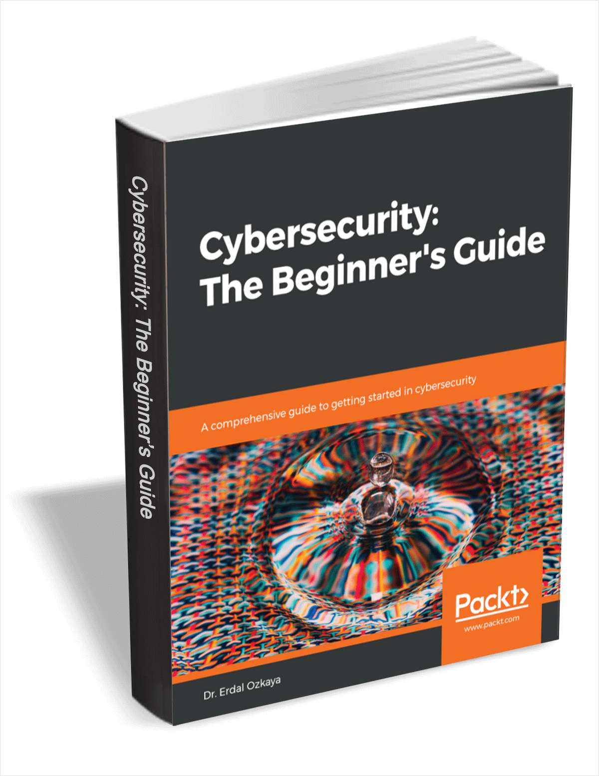 Cybersecurity: The Beginner's Guide ($29.99 Value) FREE For a Limited Time