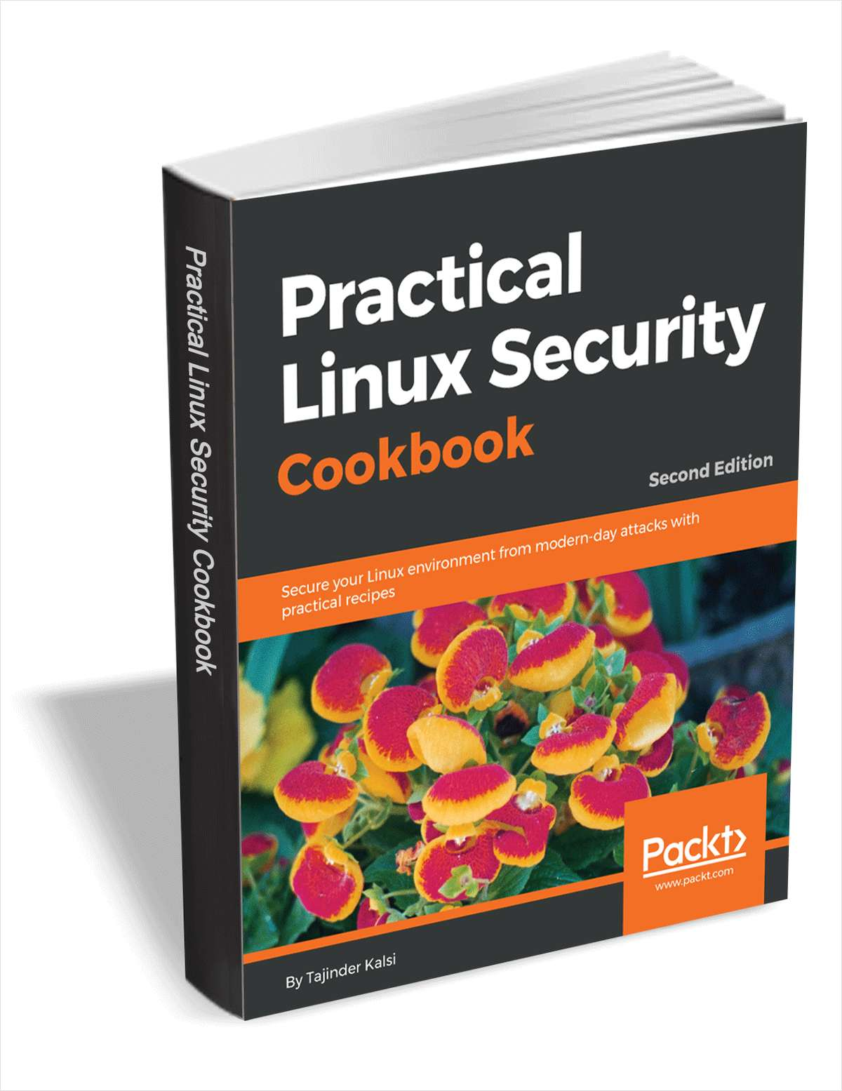 Practical Linux Security Cookbook - Second Edition ($35.99 Value) FREE for a Limited Time