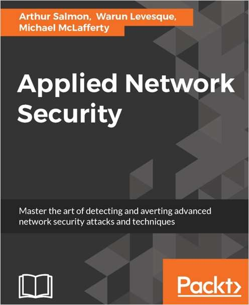 Applied Network Security - Free Sample Chapters