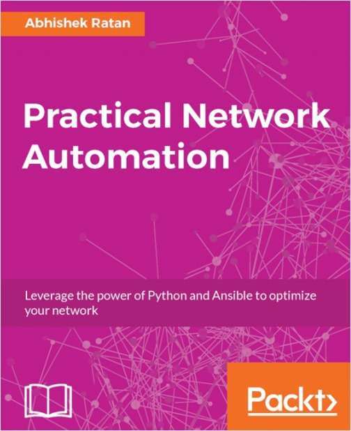 Practical Network Automation - Free Sample Chapters