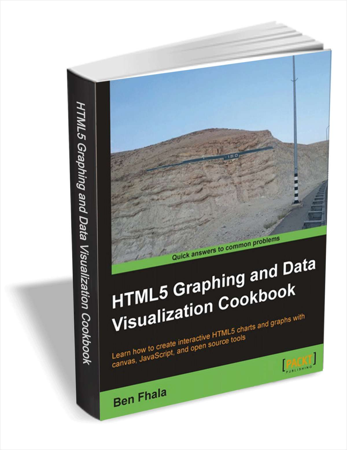 HTML5 Graphing and Data Visualization Cookbook ($15 Value) FREE For a Limited Time