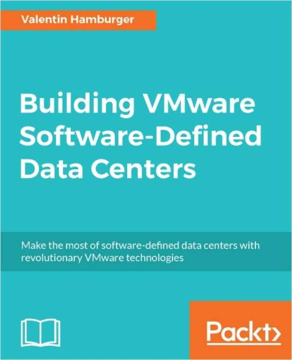 Building VMware Software-Defined Data Centers - Free Sample Chapters