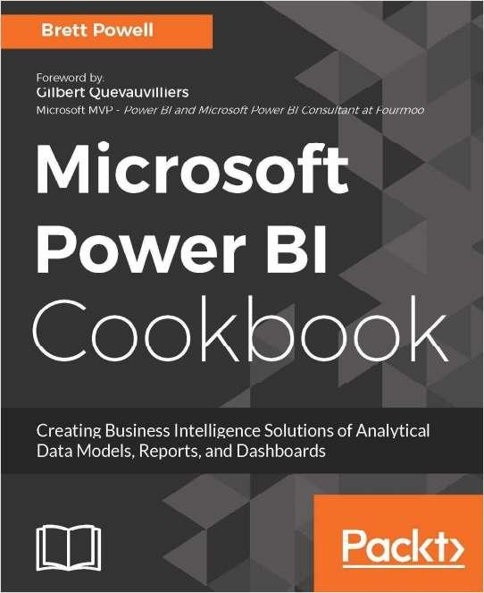 Microsoft Power BI Cookbook - Free Sample Chapters