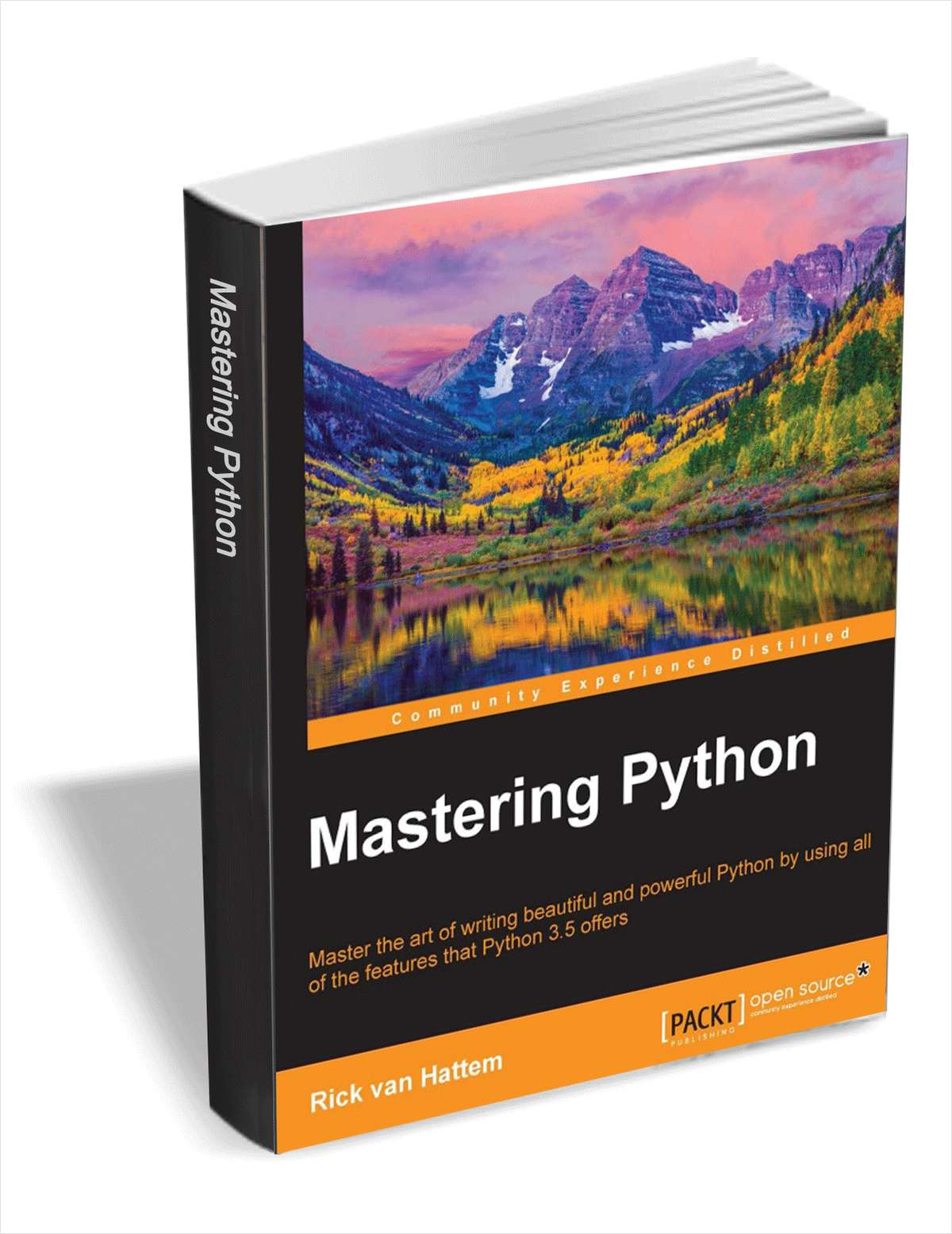 Mastering Python ($10 Value) FREE For a Limited Time