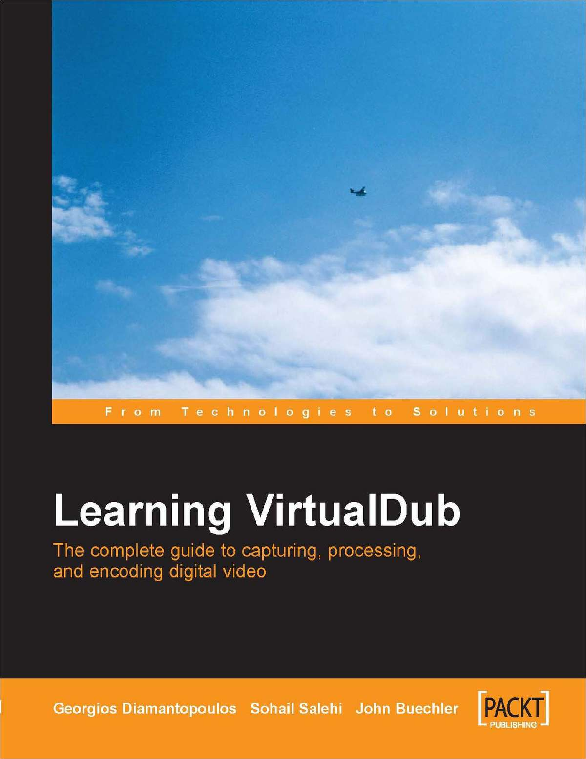 Learning VirtualDub -- Free 216 page eBook