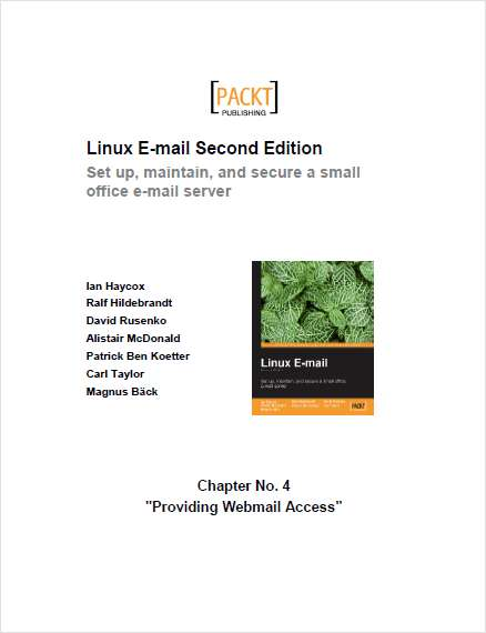 Linux Email -- Free Sample Chapter