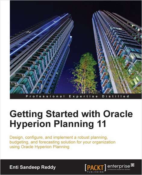 Getting Started with Oracle Hyperion Planning 11--Free 41 Page Excerpt