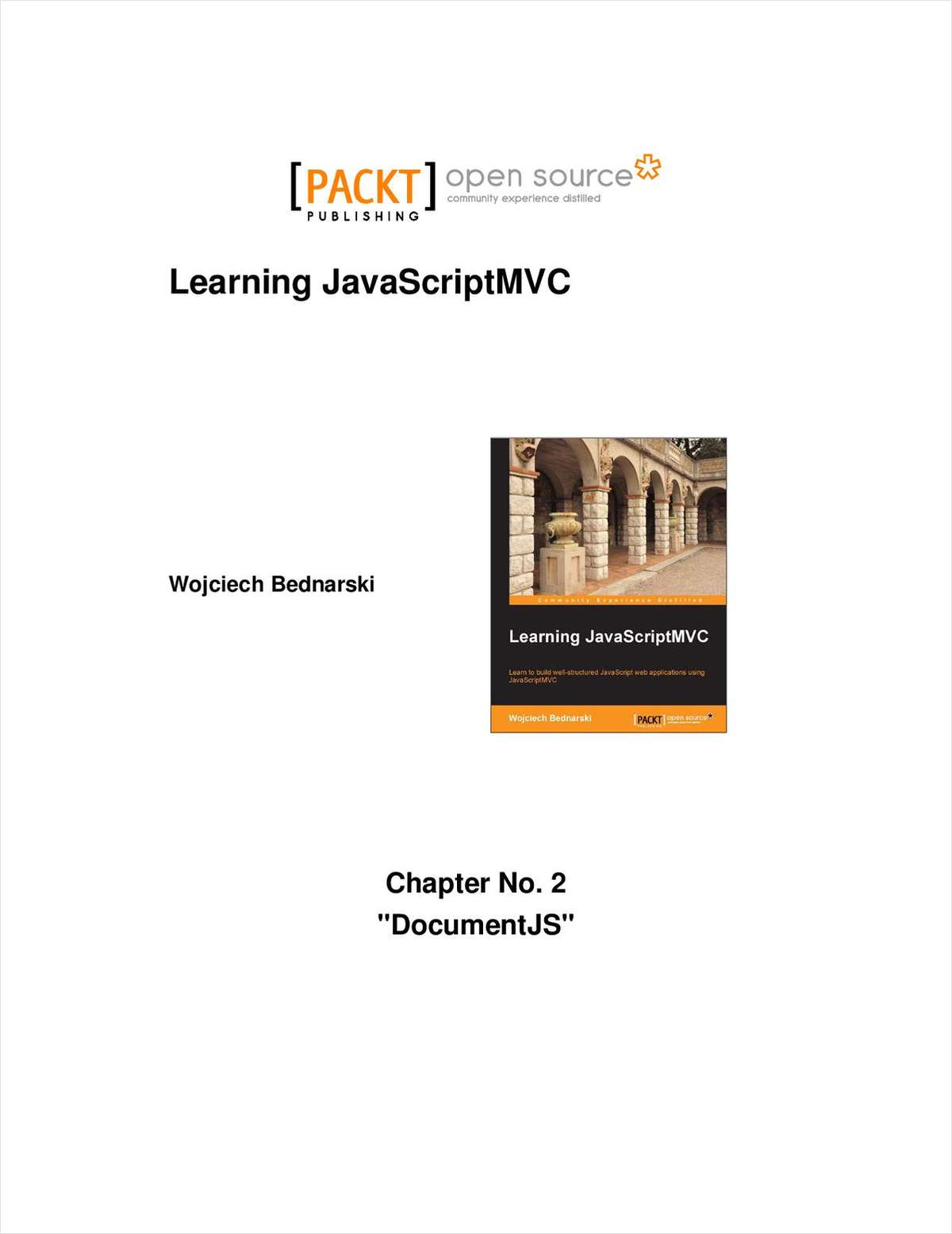 Learning JavaScriptMVC -- Free 14 Page Excerpt
