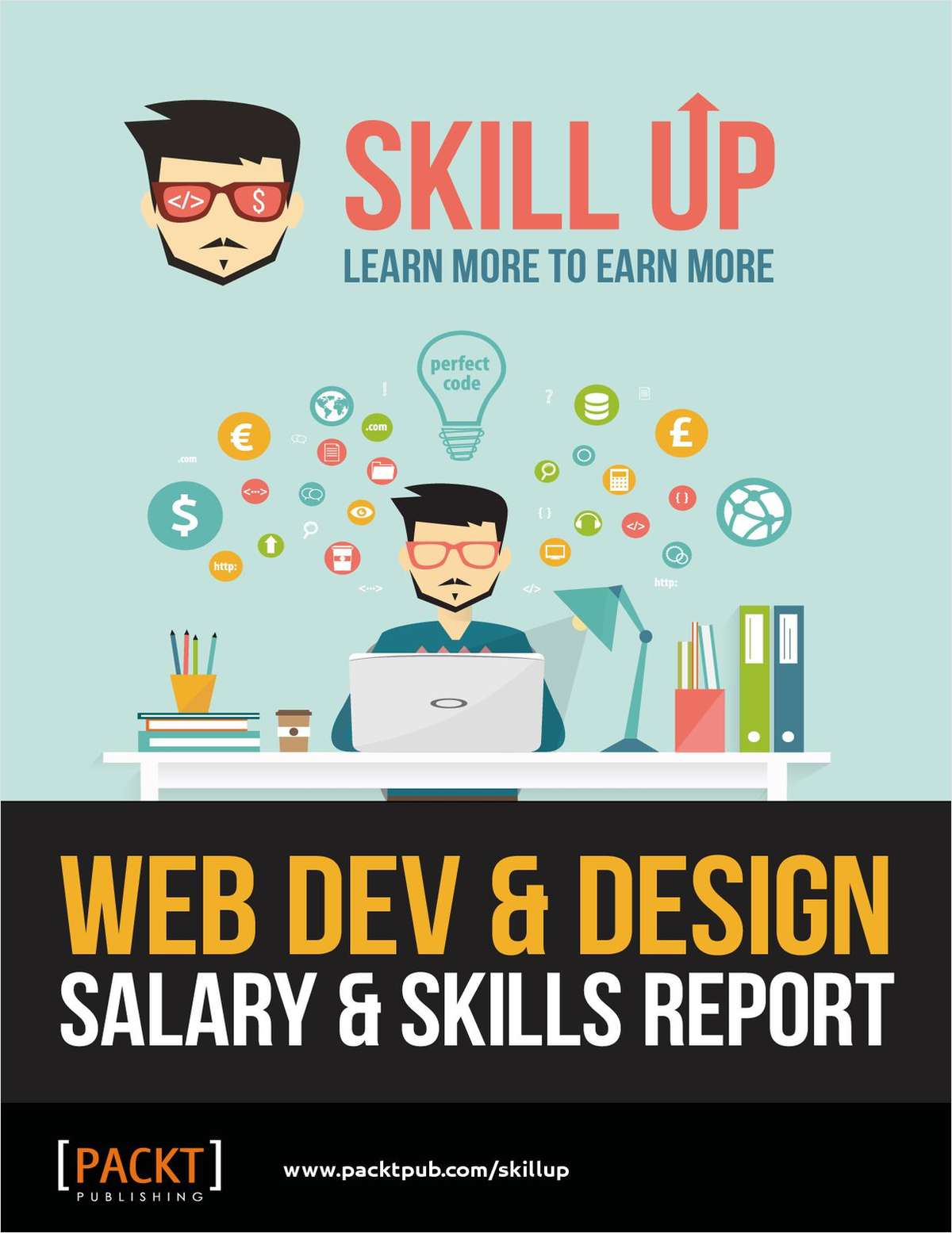 Web Development & Design - Salary & Skills Report