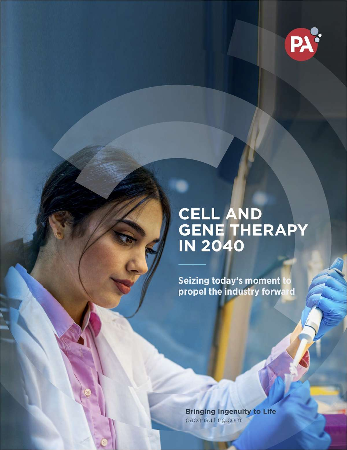 Cell & Gene Therapy in 2040: Seizing the moment to propel the industry forward