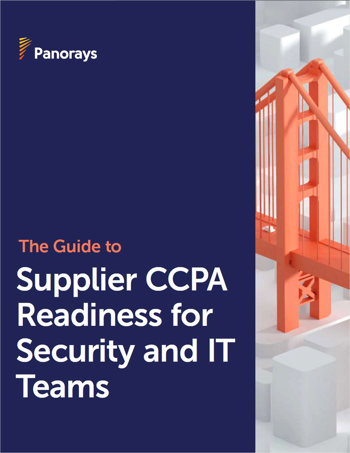 The Guide to Supplier CCPA Readiness for Security and IT Teams