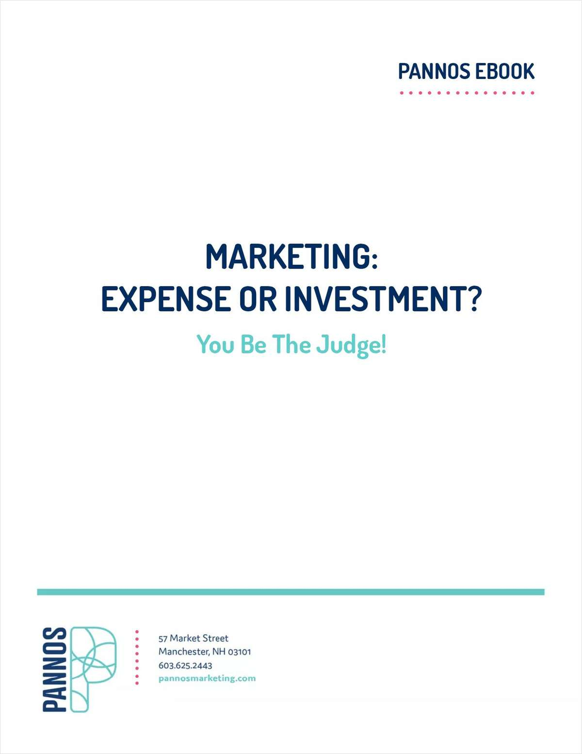 Marketing Expense or Investment?