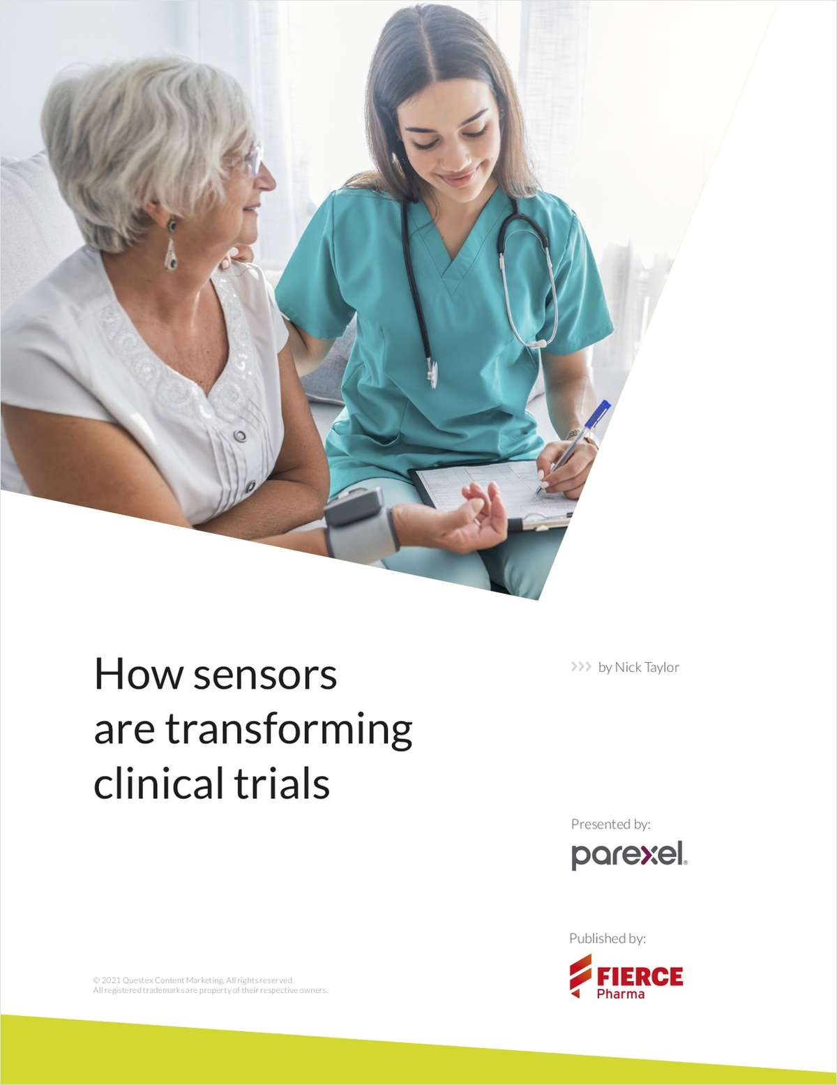 How sensors are transforming clinical trials