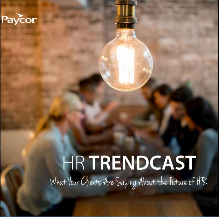 What Your Clients Are Saying About the Future of HR