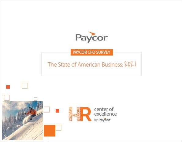 Paycor CFO Survey: The State of American Business: 2021