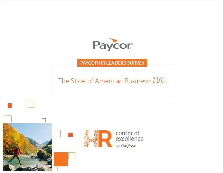 Paycor HR Leaders Survey: The State of American Business