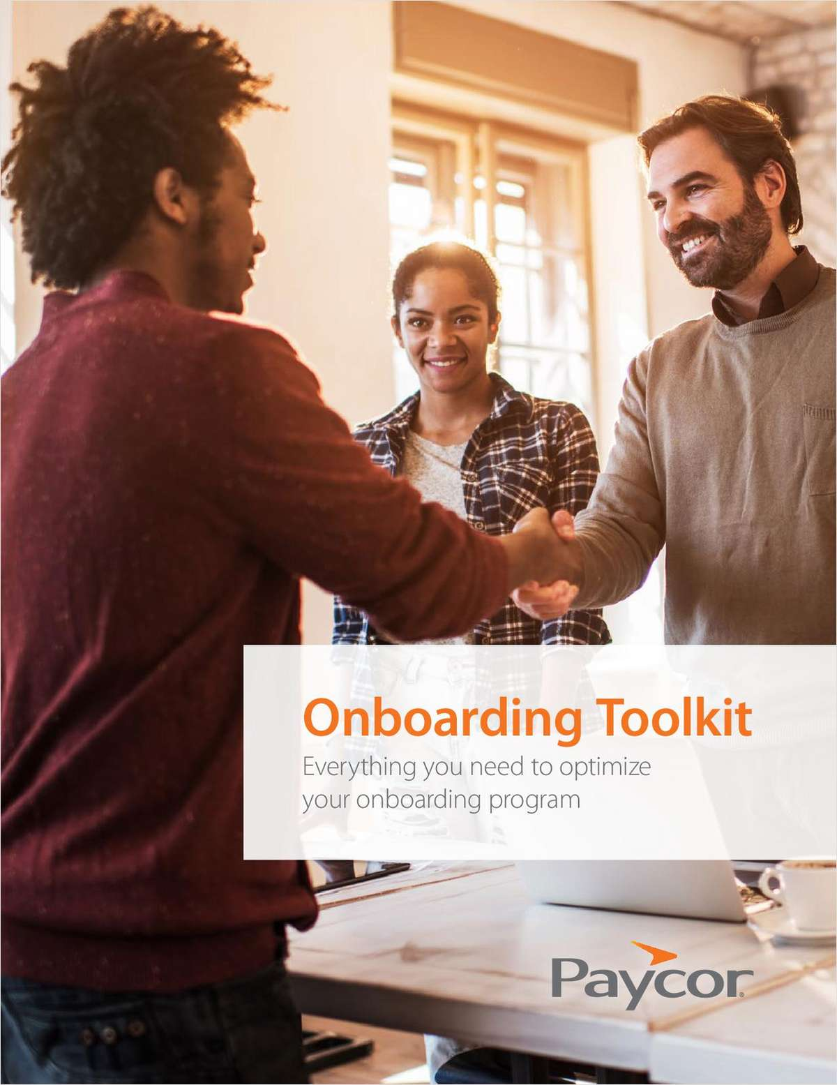 Onboarding Toolkit: Everything you Need to Optimize Your Onboarding Program