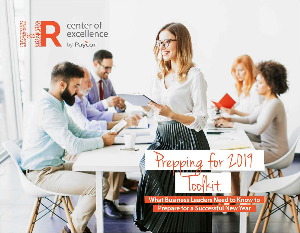 2019 HR & Payroll Compliance Toolkit