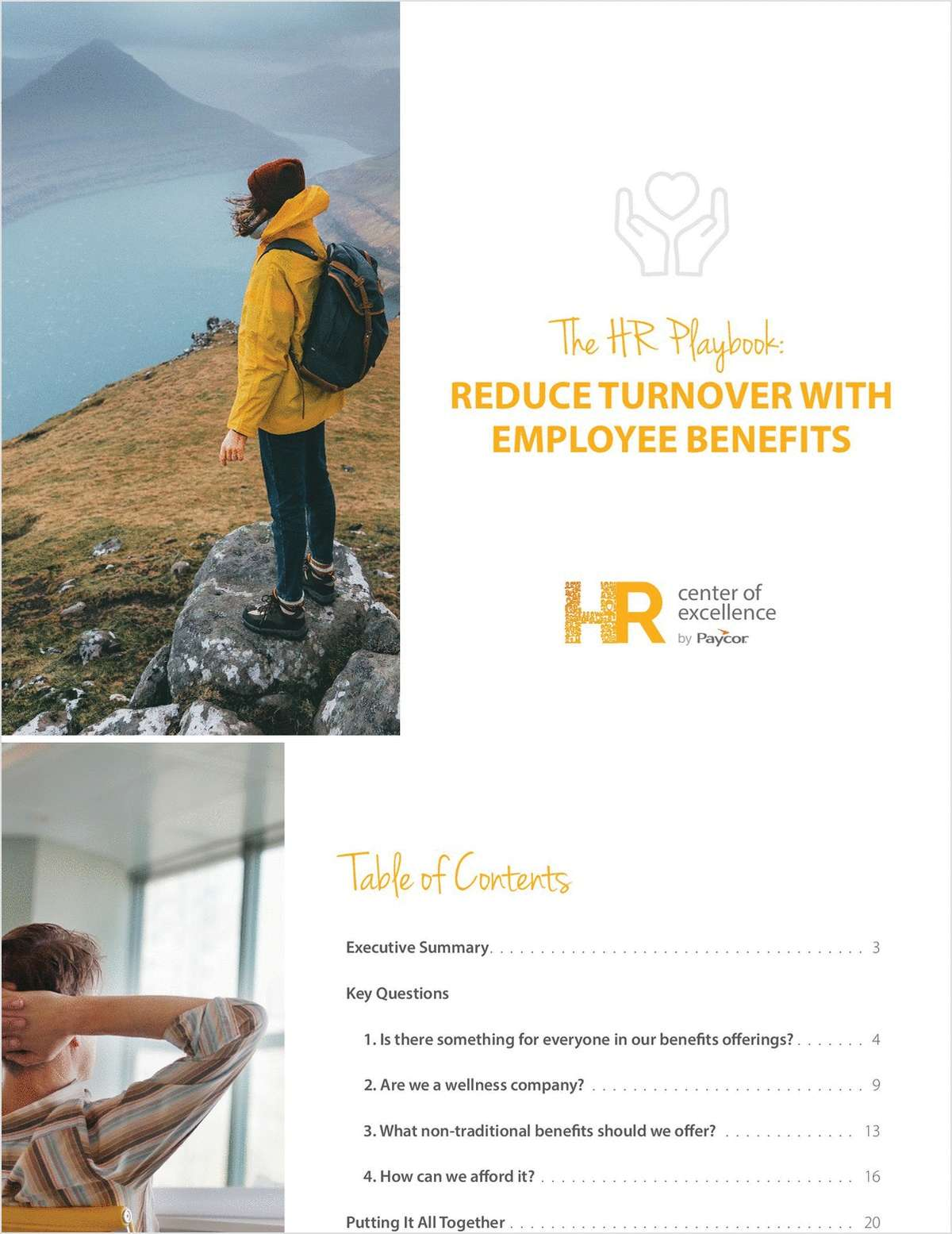 The HR Playbook: Reduce Turnover with Employee Benefits