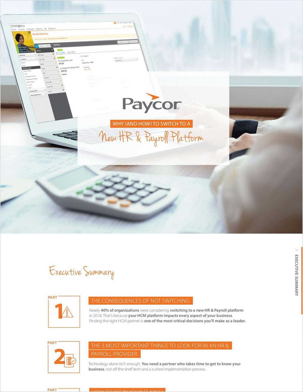 Why (and How) to Switch to a New HR & Payroll Platform