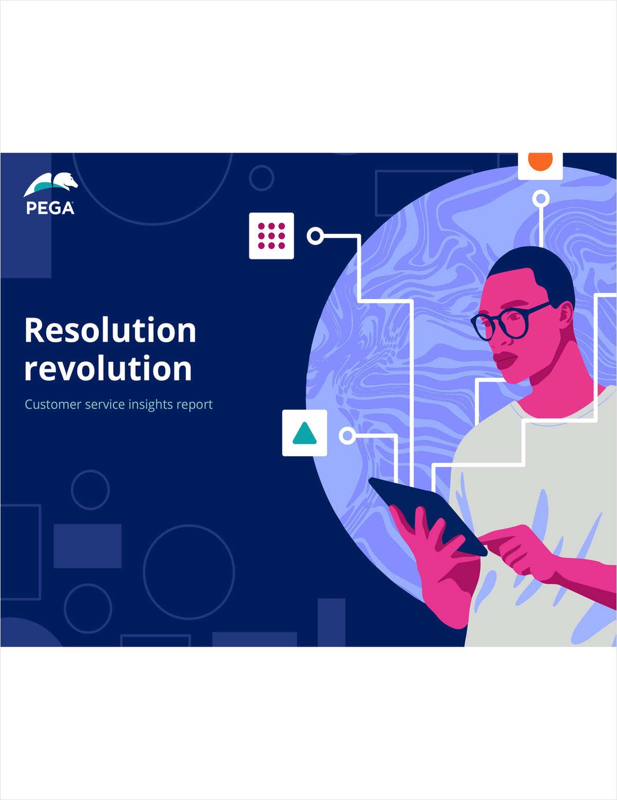 Resolution Revolution: Customer service insights report