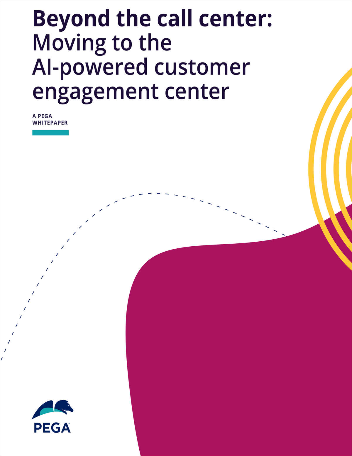 Beyond the call center: Moving to the AI-powered customer engagement center