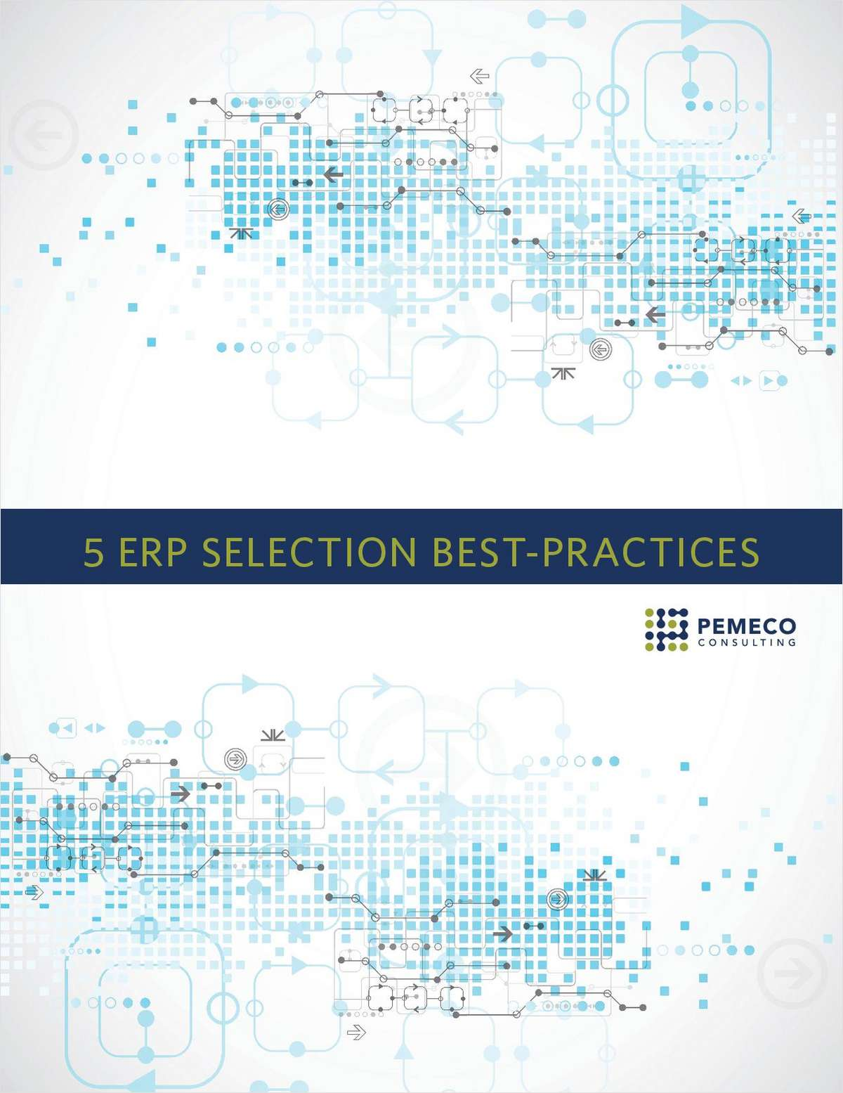 5 ERP Selection Best-Practices: Learn How to Find the Right Fitting Vendor and Solution