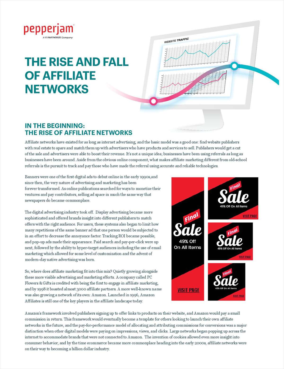 The Rise and Fall of Affiliate Networks