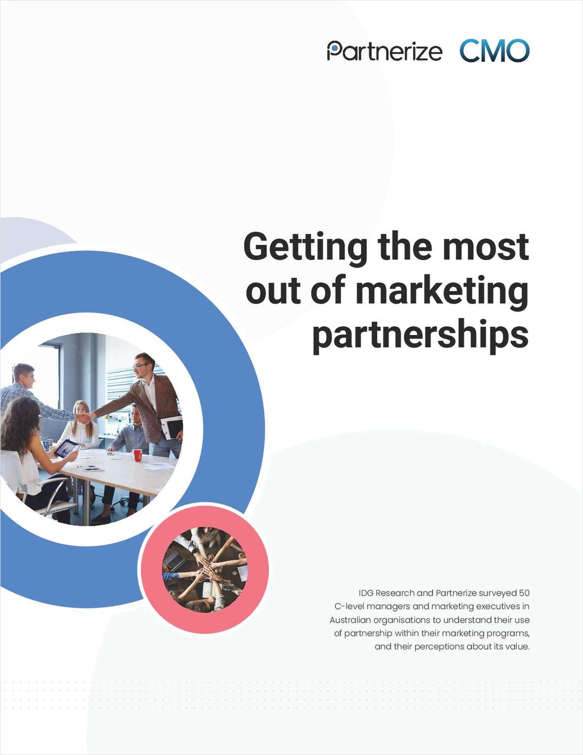 Getting the most out of marketing partnerships
