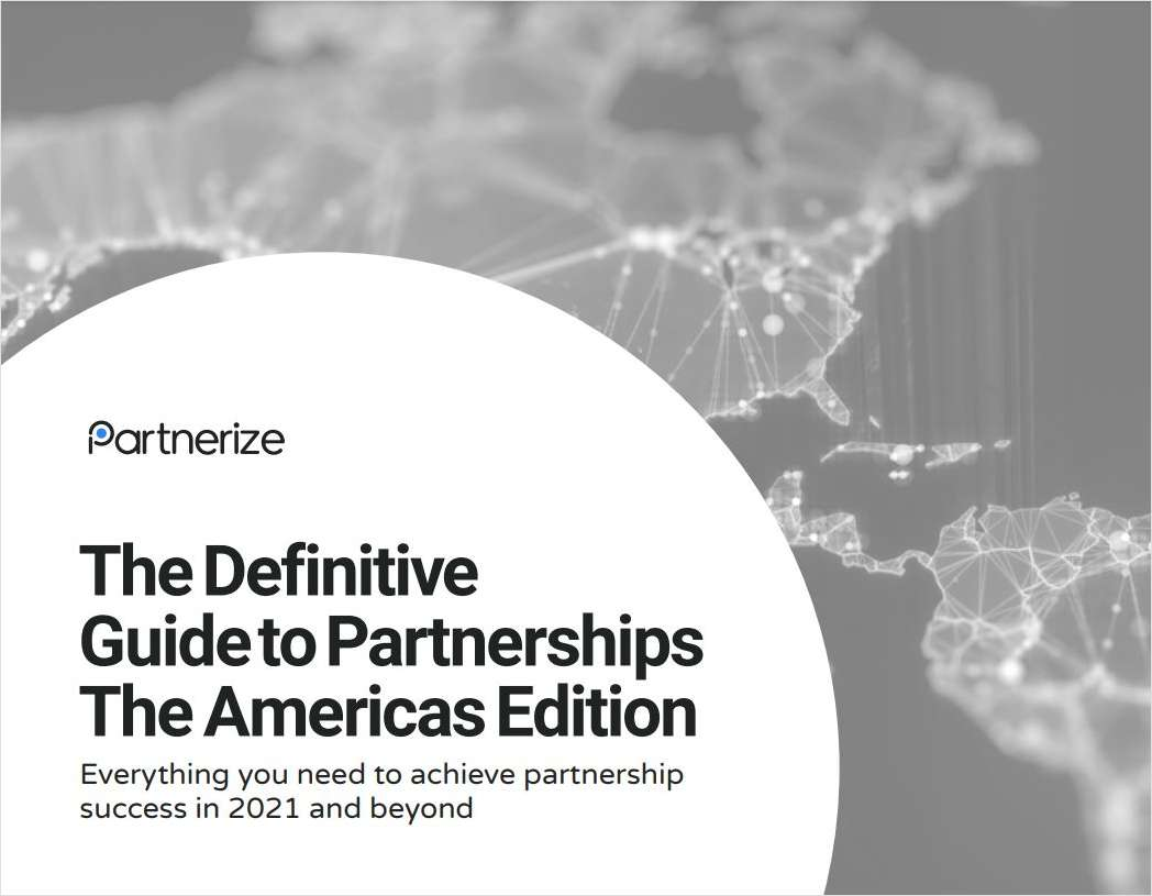 The Definitive Guide to Partnerships